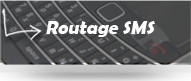 Routage SMS